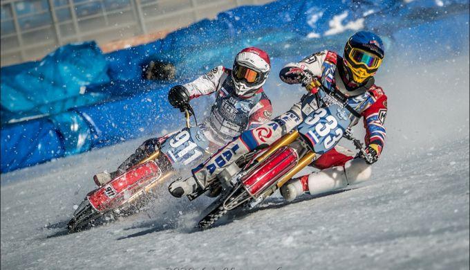 Даниил Иванов чемпион мира по мотогонкам на льду 2020 года