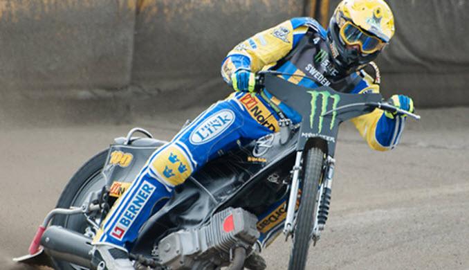 Шведские спидвей-гонщики на отборы SEC и SGP 2021 года