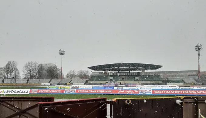 Матч еВиннер 1 Лиги в Быдгоще перенесен