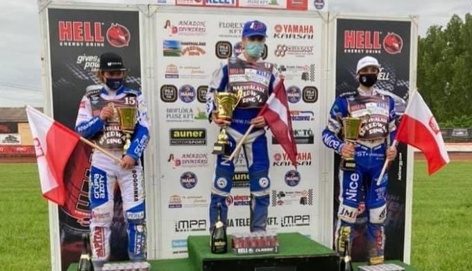 Латыш Эрнест Матюшонок выиграл полуфинал чемпионата Европы