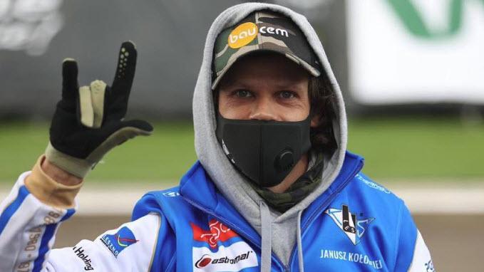 Януш Колодзей выиграл первый полуфинал личного чемпионата Польши