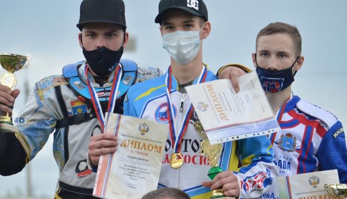 Никита Коровко - чемпион России до 19 лет 2021 года