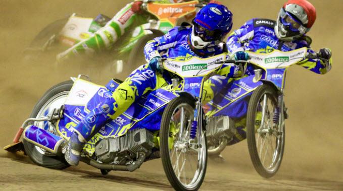 ГКМ выиграли самую важную гонку сезона в Экстралиге