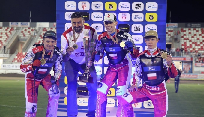 Юниоры Польши вновь выиграли чемпионат мира